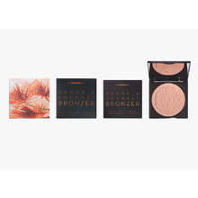 Product thumb korres cocoa coconut bronzer light shade