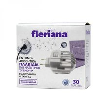 Product thumb fleriana insect repellent tablets