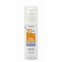 Product thumb sport lotion spf20