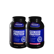 Product thumb pure whey protein