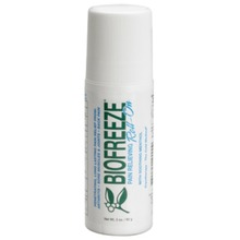 Product thumb biofreeze roll on