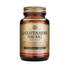 Product thumb lglutamine 500mg 50vegetable capsules