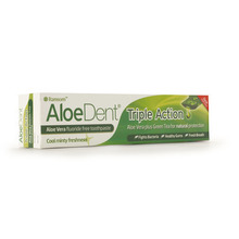 Product thumb aloe dent triple action