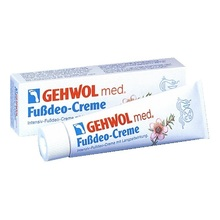 Product thumb gehwol med deo foot cream