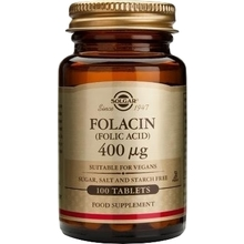 Product thumb solgar folacin 400 new