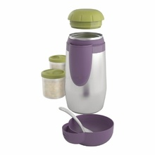 Product thumb chicco thermal bottle and food holder