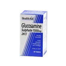 Product thumb 803325 glucosamine sulphate 2kcl 1500mg 30 tabs a