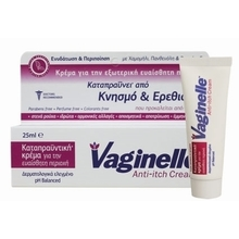 Product thumb vaginelle cream