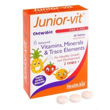 Product thumb health aid juniorvit