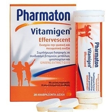 Product thumb pharmaton vitamigen efferv