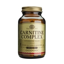 Product thumb solgar carnitine complex 60