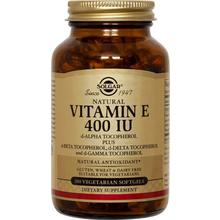 Product thumb solgar vitamin e 400iu 100softgels