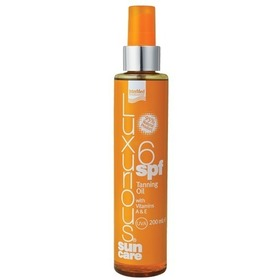 Luxurious Sun Care Tanning Oil SPF6- 200ml αντηλιακά