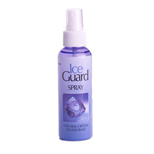 Product thumb ice guard spray