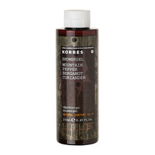 Product thumb korres mountain pepper showergel