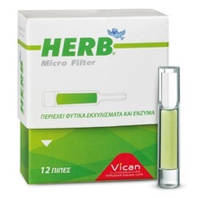 Product thumb herb micro filter