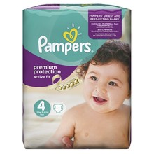 Product thumb pampers active fit maxi 22