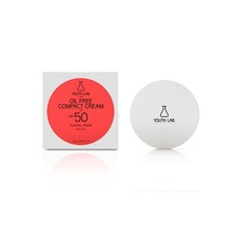 Product thumb youthlab dark oil free compact cream spf 50 combination oily skin enlarge