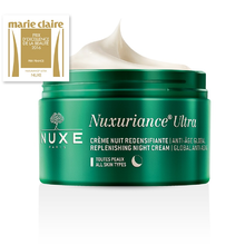 Product thumb nuxe nuxuriance ultra creme nuit redensifiante pot face ouvert 2016 01