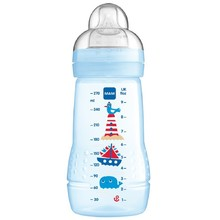 Product thumb mam baby bottle plastiko 2m 270 blue