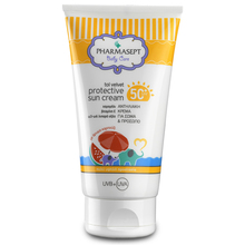 Product thumb tol velvet baby protective sun cream 150ml new