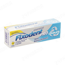 Product thumb fixodent pro fresh complete