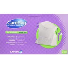 Product thumb carebag vomit bag with super absorbent pad 20 01